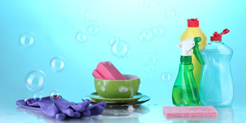True Goods - Cleaning products