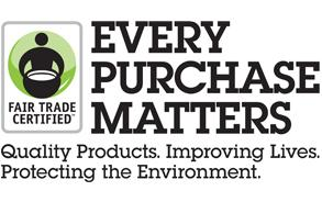 FairTrade - Every purchase matters