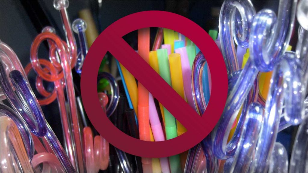 Challenge of the month quit plastic straws