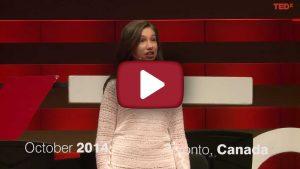 Rachel Parent speaks for labeling GMOs