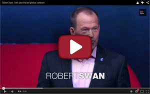 Robert Swan Let's save the last pristine continent