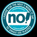 Plastic Paradise No to single-use plastic pledge