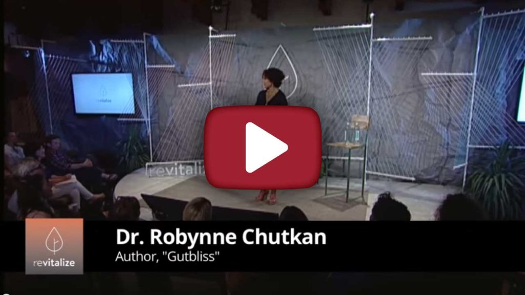 "Dr. Robynne Chutkan explains how the standard Western diet and lifestyle are starving our microbiome, depleting the ""good bugs"" that keep us healthy and encouraging overgrowth of exactly the wrong"