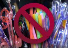 Challenge of the month quit plastic straws