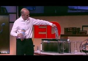 Michael Pritchard - Filter your own safe drinking water instantly